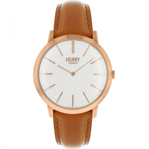 RELOJ ANALOGICO DE UNISEX HENRY LONDON HL40-S0240