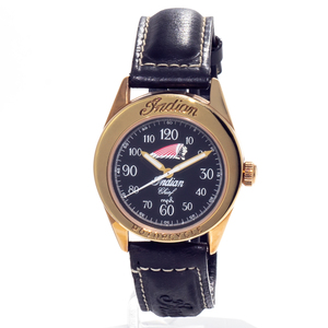 RELOJ ANALOGICO DE UNISEX INDIAN ID-CHIEF-B01