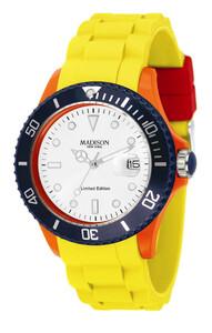 RELOJ ANALOGICO DE UNISEX MADISON U4484C