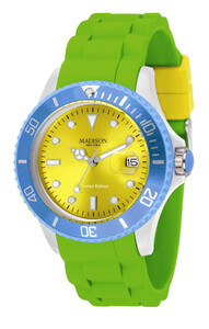 RELOJ ANALOGICO DE UNISEX MADISON U4484G