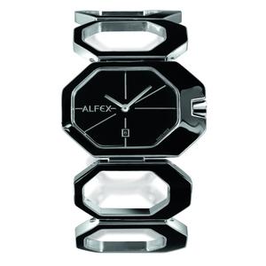 Reloj analógico esfera negra 5708.865 Alfex