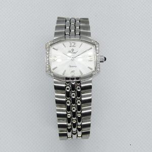 Reloj bassel de oro blanco