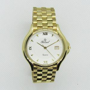 Reloj bassel de oro caballero
