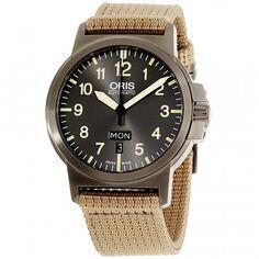 Reloj BC3 ADVANCED NEGRO VERDE Oris 73576414263TS