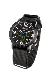 Reloj BOGEY SILENCE FLIGHT SERIES BSFS002GRBK 8435334898641