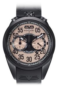 Reloj Bomberg 44MM PVD NGR NS44.0087