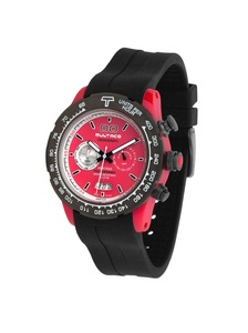 Reloj Bultaco MK1 Polyceramic 43 Chrono Red H1PR43C-CR1