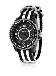 Reloj Bultaco Speedometer 45 SoloT Black mat -T2 BLPB45A-CB1-T2