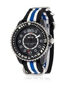 Reloj Bultaco Speedometer 45 SoloT Black mat -T3 BLPB45A-CB1-T3