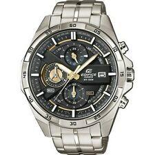 Reloj CAB. ACERO CRONO SUMERGIBLE 100M Casio EFR-556D-1AVUEF