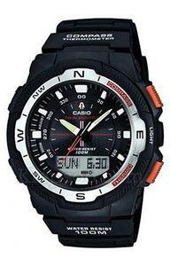 Reloj CAB ANA/DIGI NEGRO Casio SGW-500H-1BVER
