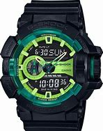 Reloj CASIO G-SHOCK GA-400LY-1AER