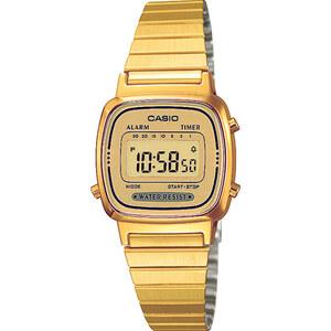 Reloj Casio Mujer LA670WEGA-9EF