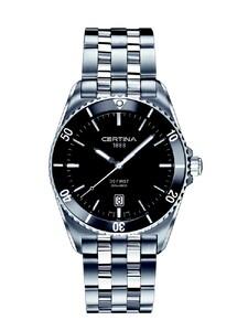 Reloj Certina de hombre bisel ceramico C014.410.11.051.00