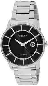 reloj citizen  caballero sumergible acero  aw1260-50e