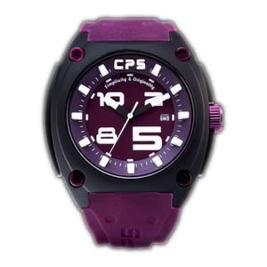Reloj CP5 morado y negro S&O6NG