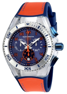 Reloj CRUISE CALIFORNIA NARANJA Technomarine TM-115012
