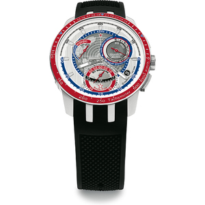 Reloj DARKSURFACESROJ Swatch YRS412