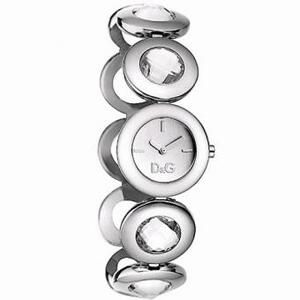 Reloj DG señora plateado  DW0729 D&G