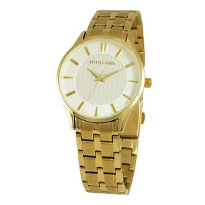 Reloj dorado mujer 8435334800040 Devota & Lomba