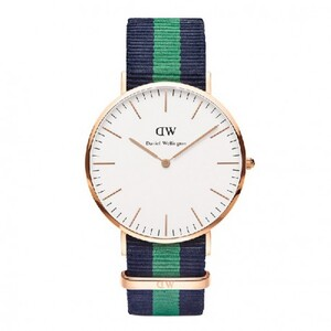 Reloj DW00100005 CLASSIC WARWICK MAN ROSE 40 MM Daniel Wellington