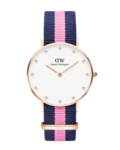 Reloj DW00100077 CLASSIC WINCHESTER LADY ROSE 34 MM Daniel Wellington