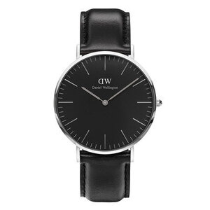 Reloj DW00100133 CLASSIC BLACK S SHEFFIELD 40 MM Daniel Wellington