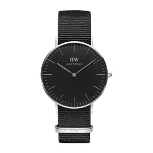 Reloj DW00100151 CLASSIC BLACK S CORNWALL 36MM Daniel Wellington