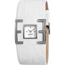 reloj esprit  señora correa blanca  ES101702002
