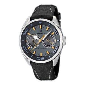 Reloj Festina de hombre con correa de piel F16572