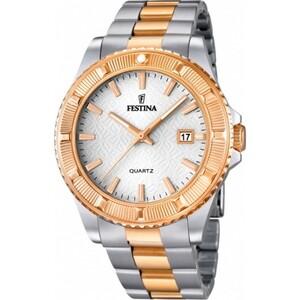 Reloj Festina mujer acero bicolor rose F16685/1