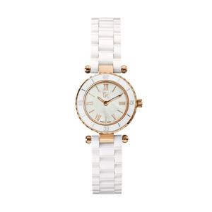 Reloj Gc de mujer en cerámica blanca X70011L1S