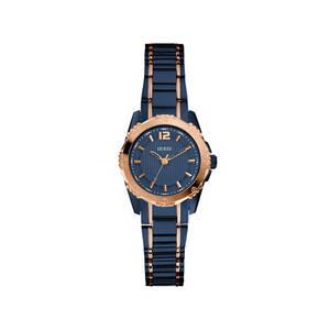 Reloj Guess de mujer en azul y rosado W0234L4