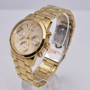 Reloj Guess de mujer en dorado W0448L2