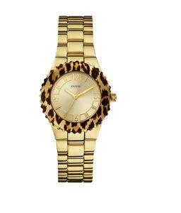 Reloj Guess mujer dorado  W0404L1