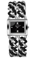 Reloj Guess mujer plateado y pavonado i95269l2