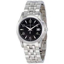 Reloj Hamilton JazzMaster lady esfera negra H32311135