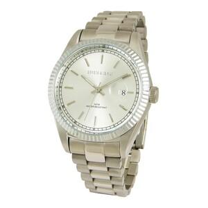 Reloj hombre plateado 8435334800132 Devota & Lomba