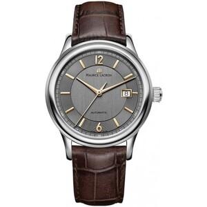 Reloj Maurice Lacrix LC6098-SS0001-320-2, automático con correa de piel marron Maurice Lacroix