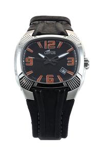 c615423faa80 Reloj Lotus hombre casual correa cuero 15759 5