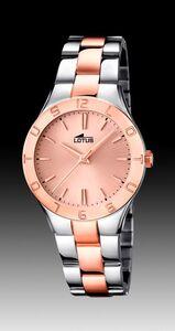 reloj lotus acero  15896/2