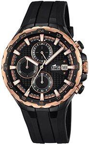 Reloj LOTUS CAB.CRONO ACE.COR.ESF.NEGRO. 18188/1