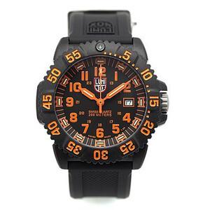 Reloj Luminox Navy naranja 3059 GGL.L3059