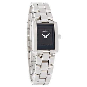 Reloj Movado mujer rectangular 84-C1-415-A
