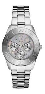 Reloj mujer  esfera redonda  w16561L1 Guess W95017L1