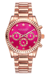 Reloj MULTIFUNCION BRAZALETE SRA MARK MADDOX MM3028-77