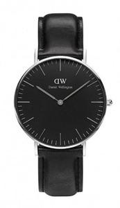 Reloj negro Daniel Wellington  DW00100145