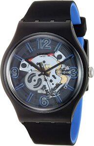 Reloj negro suob165 Swatch