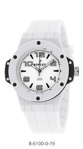 Reloj Nowley Twist blanco 8-6100-0-19