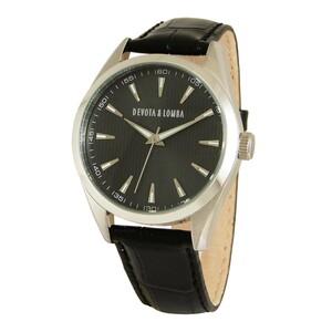 Reloj piel hombre 8435334800187 Devota & Lomba